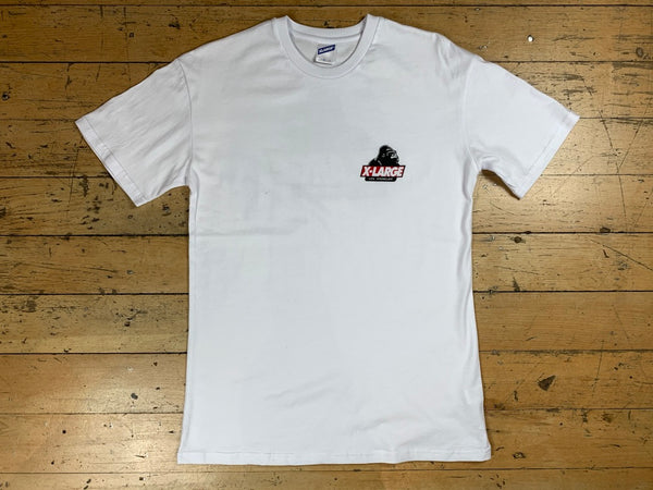 Los Angeles T-Shirt - White/Red