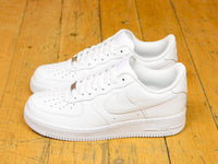 Air Force 1 '07 - White / White