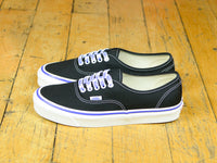 Authentic 44 DX Anaheim Factory - OG Black / OG Vans Lace