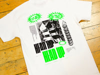 Head Up T-Shirt - White