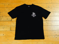 Jamaica World Tribe T-Shirt - Solid Black