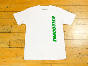 SM Runner T-Shirt - White / Green