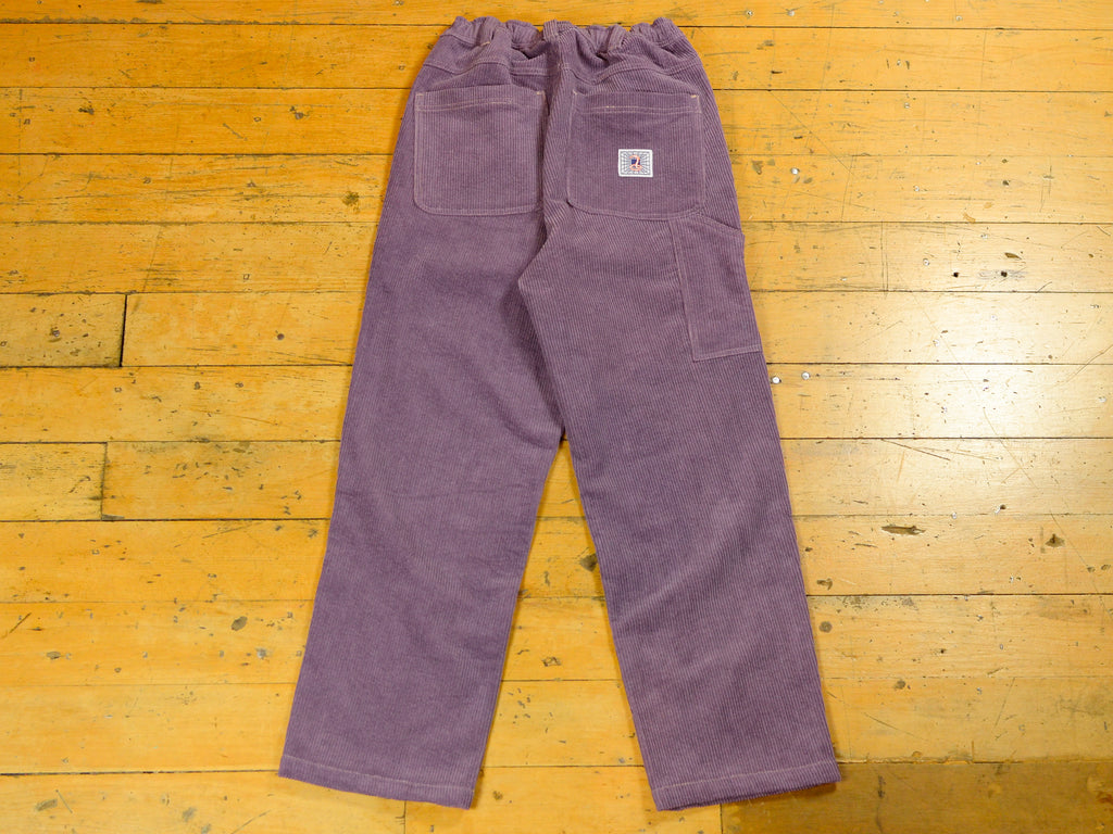 Phat Cat Corduroy Pants - Purple