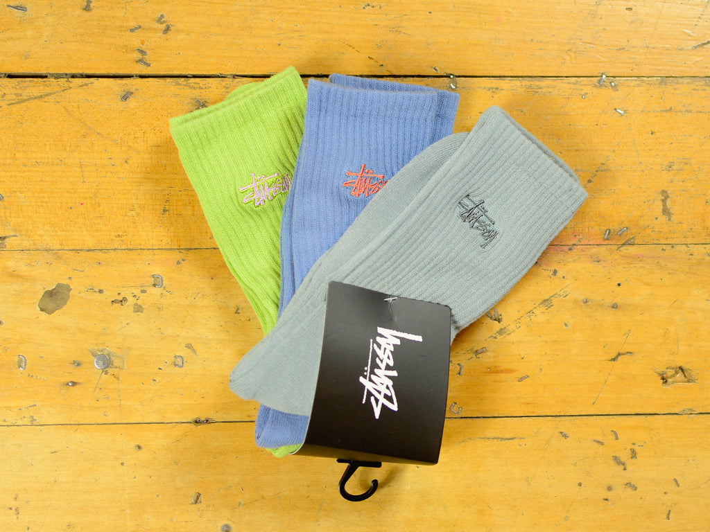 Graffiti Sock 3pk - Multi Coloured