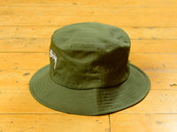 Stock Bucket Hat - Flight Green