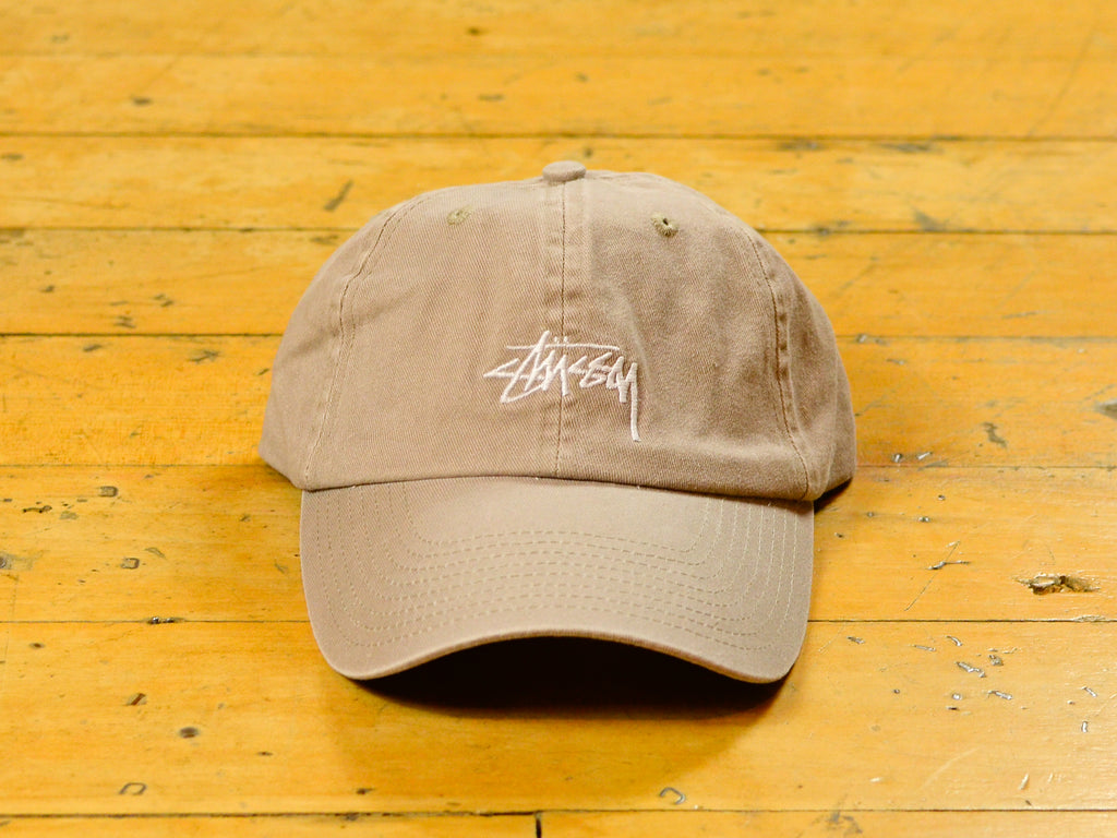 Stock Lo Pro Cap - Atmosphere White