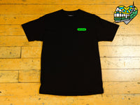 Heartbeat T-Shirt - Black