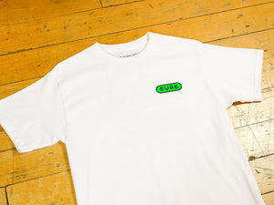 Heartbeat T-Shirt - White
