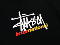 International T-Shirt - Black