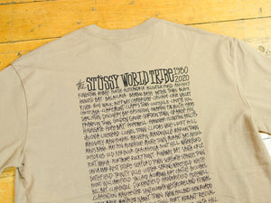 Jamaica World Tribe T-Shirt - Solid Atmosphere