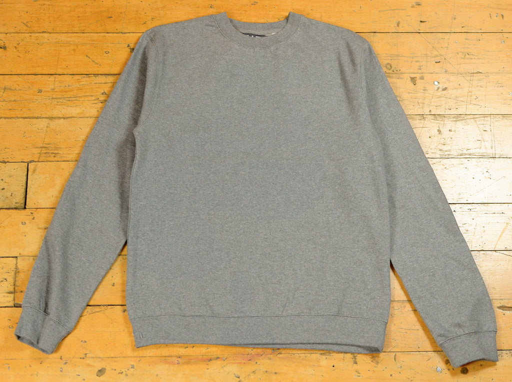 SM Runner Crewneck - Grey / Reflective