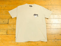 One World T-Shirt - Pigment White Sand