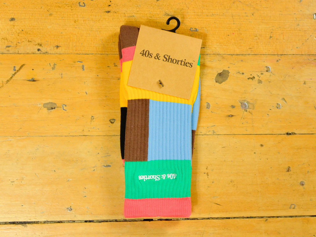 Primary Socks - Multi