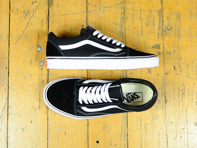Old Skool - Black / White