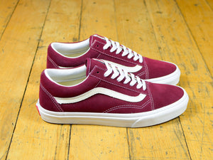 Old Skool Suede - Port Royale
