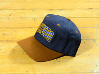 Arc Cap - Navy / Brown