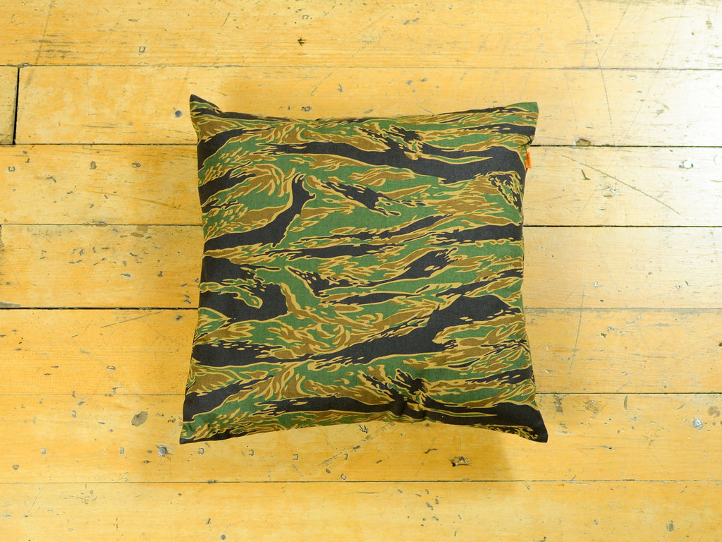 Tiger Camo Cushion - Camo