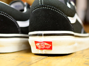 Anaheim Factory Old Skool 36 DX - Black / True White