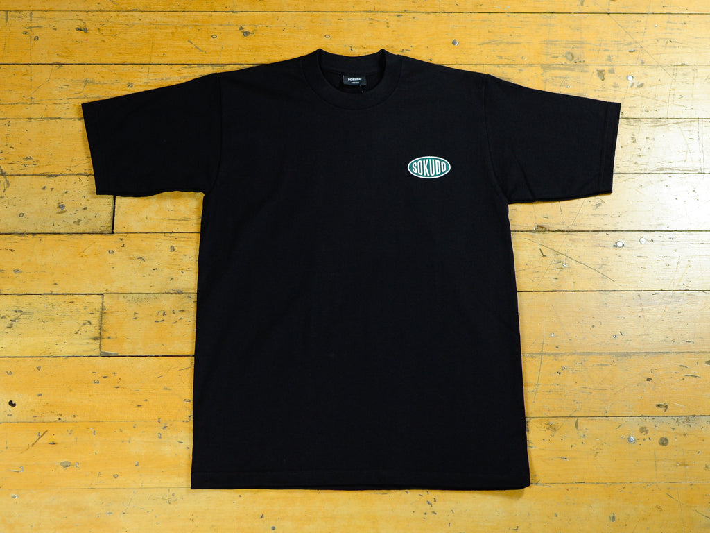 Oval T-Shirt - Black