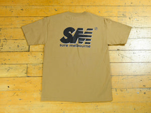 SM Shadow T-Shirt - Safari Green / Black / Grey