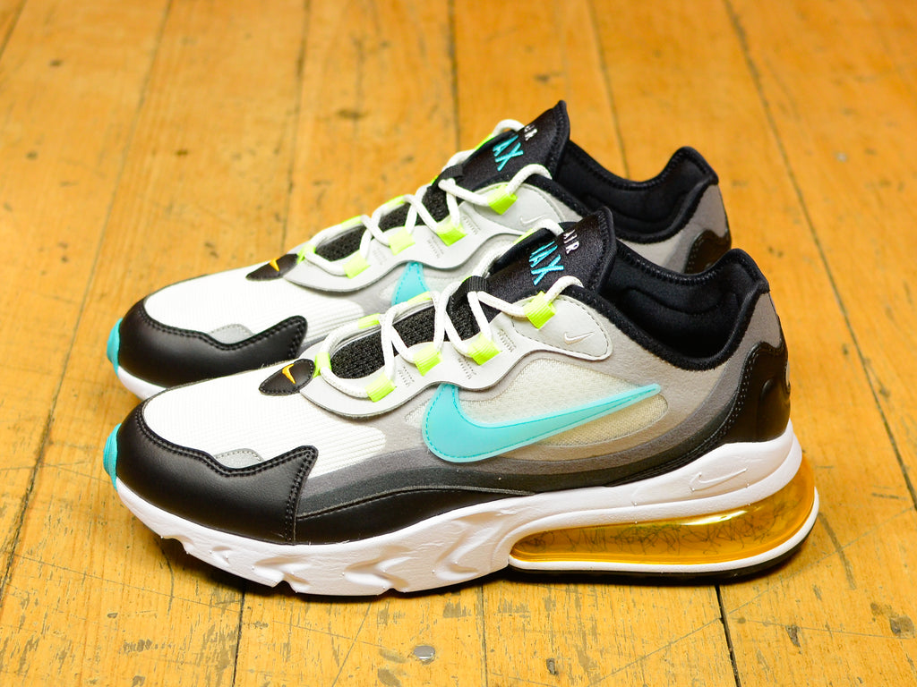Air Max 270 React EOI - Summit White / Hyper Jade