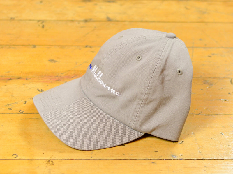 Sure Melbourne Embroidered Champion Cap - Grey