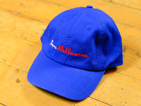Sure Melbourne Embroidered Champion Cap - Royal