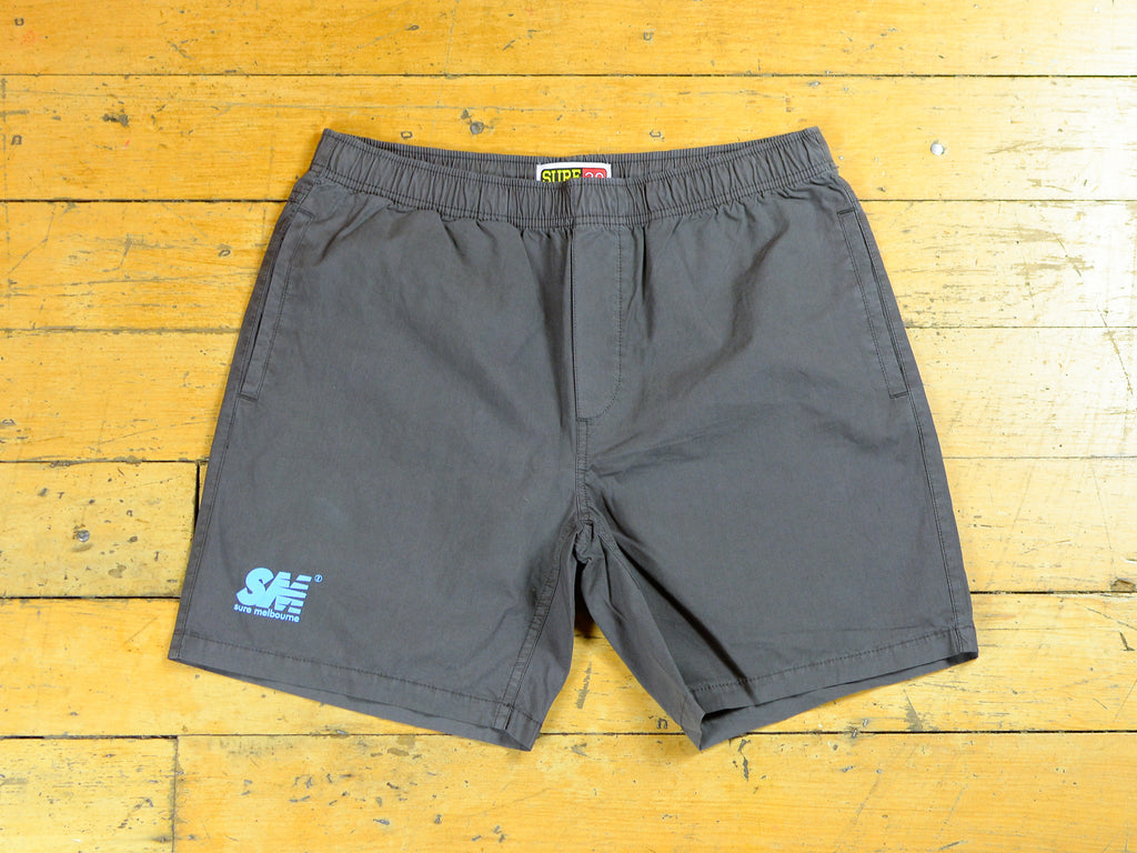 SM Beach Short - Grey Stone