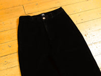 Huntington Cord Pant - Black
