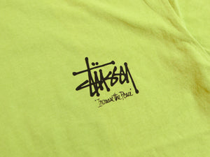 Increase The Peace T-Shirt - Pigment Pistachio