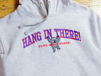 Hang In There Hood - Athletic Heather