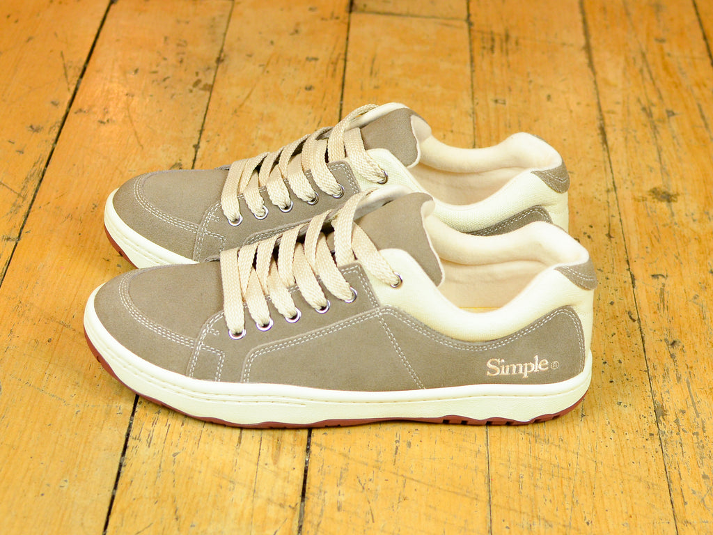 OS91 - Taupe Suede