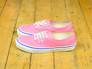 Authentic 44 DX Anaheim Factory - OG Pink / OG Heart Lace