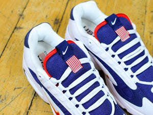 Air Max Triax USA - Midnight Navy / White / Metallic Gold / University Red
