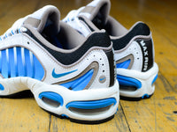 Air Max Tailwind IV - White /Laser Blue-Black / Enigma Stone
