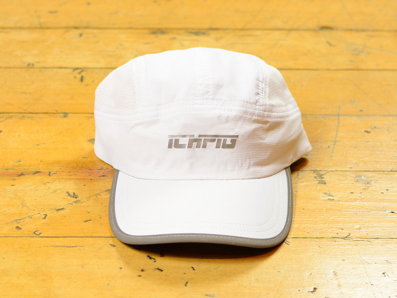 Vapour Reflective Hat - Astro White
