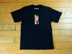 Standee 23 T-Shirt - Black