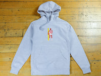 Standee 23 Hood - Athletic Heather