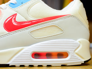 Air Max 90 - Sail / Infrared-White