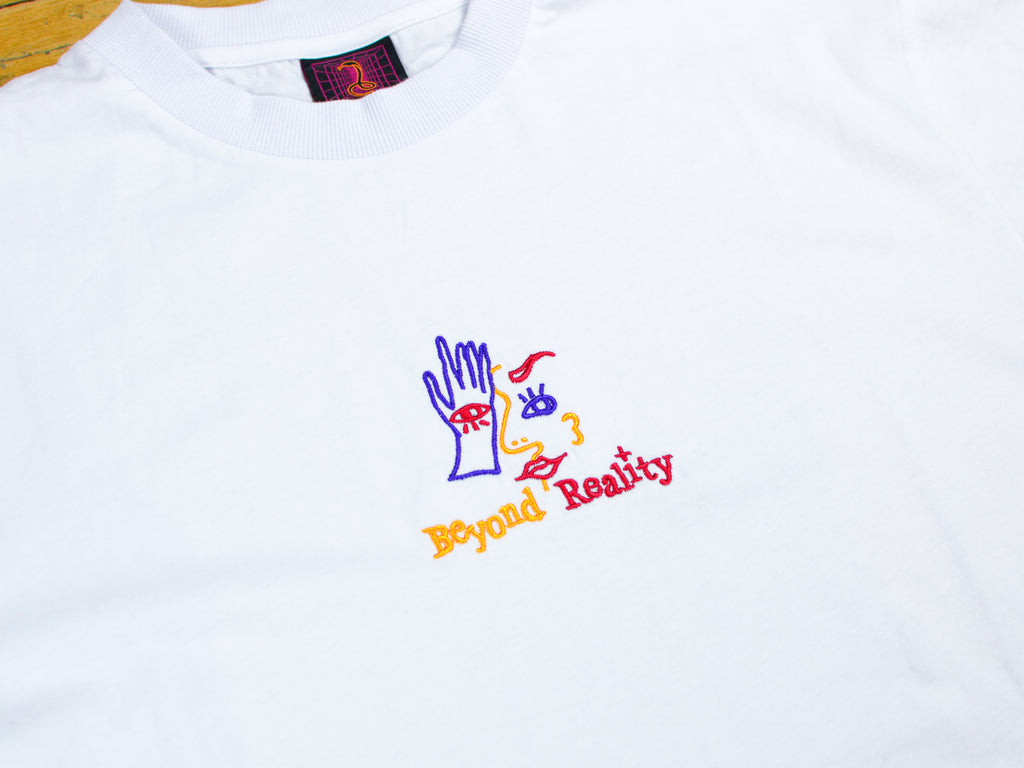 Beyond Reality T-Shirt - White