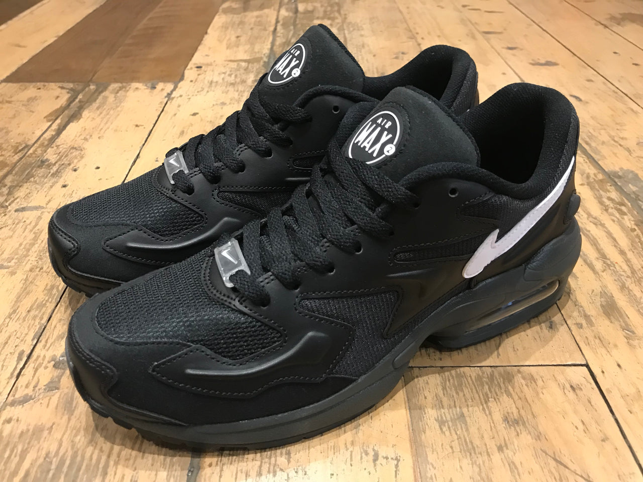 Air Max2 Light - Black / White