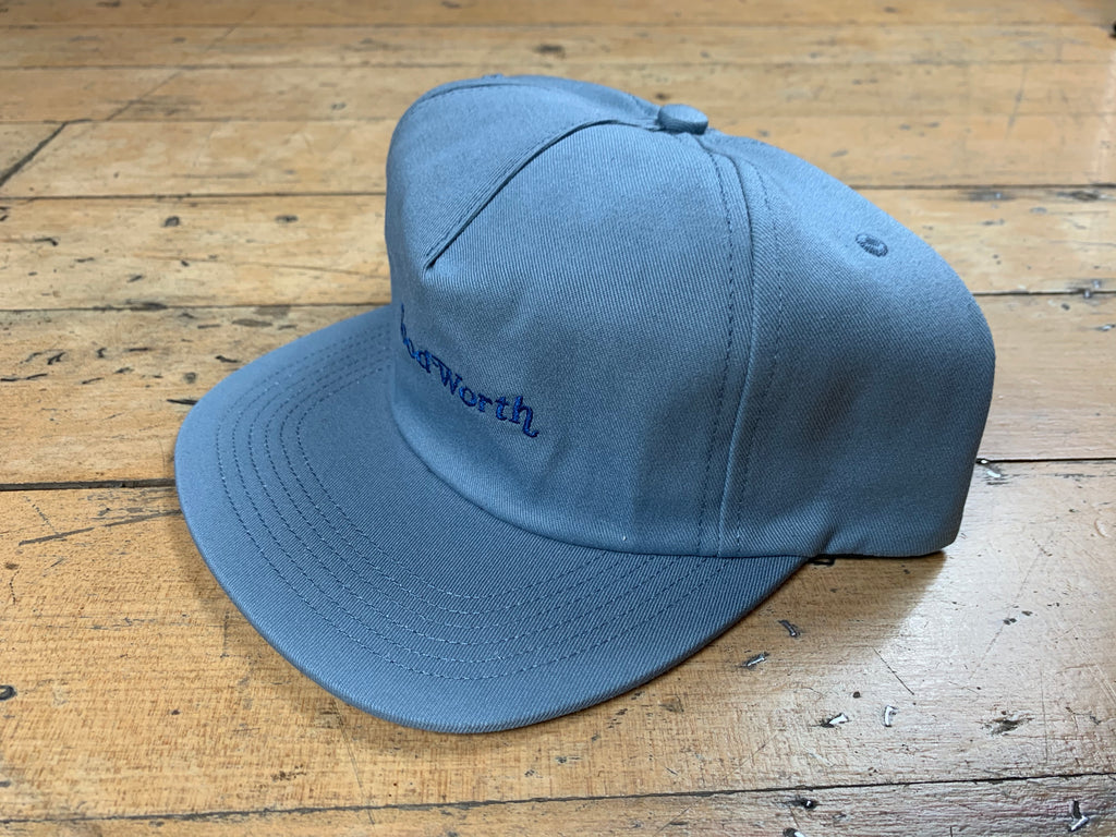 Good Worth Logo Cap - Blue
