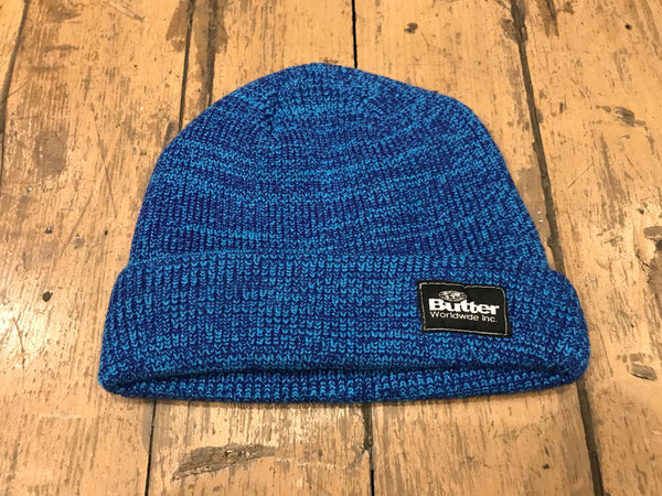 Everest Beanie - Blue