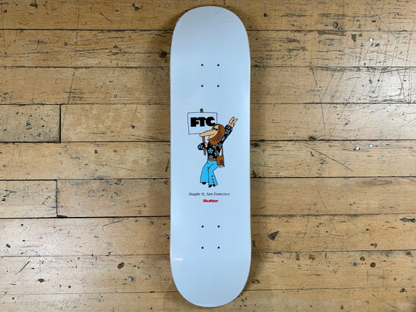 Hippie Deck - White