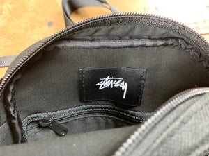 Stock Messenger Bag - Black