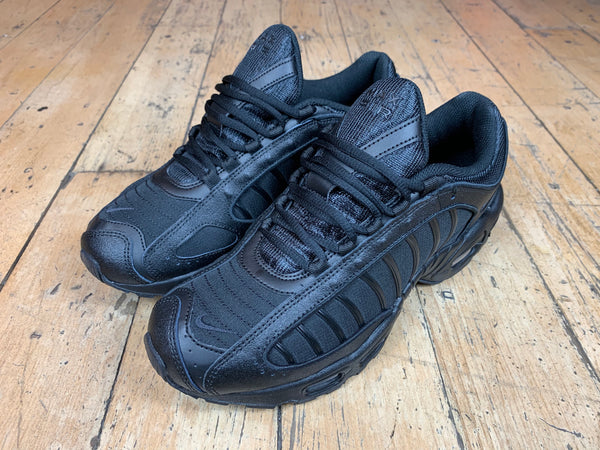 "Air Max Tailwind IV - ""Triple Black"""