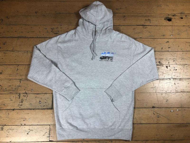 SM City Midweight Hood - Athletic Heather