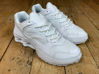 "Women's Shox Enigma 9000 - ""Triple White"""
