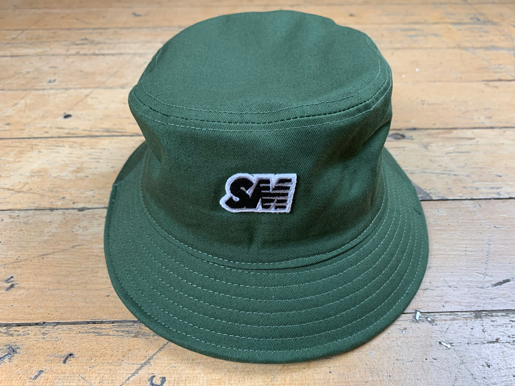 SM Bucket Hat - Green