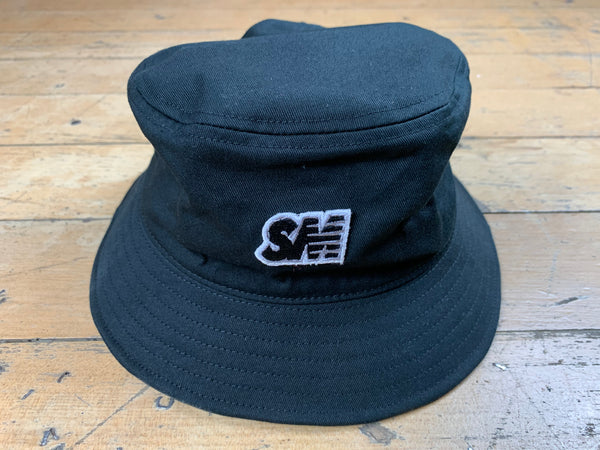 SM Bucket Hat - Black